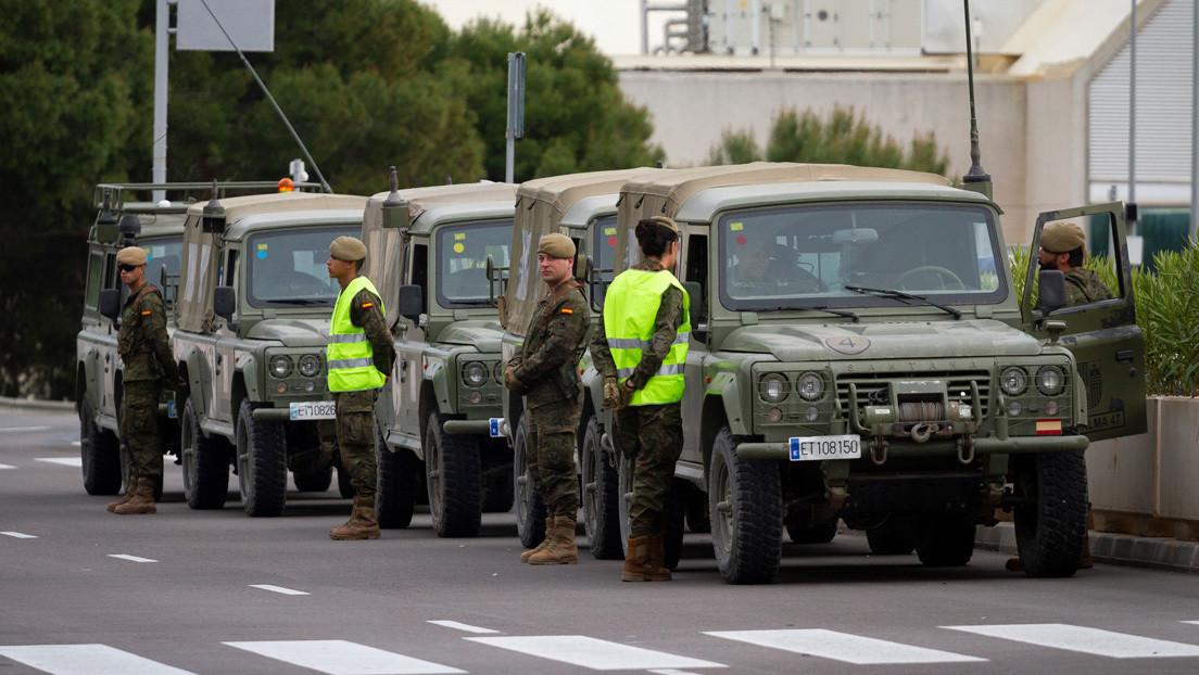 España registra más de 200 muertos en un día y la cifra de contagiados supera los 17.000