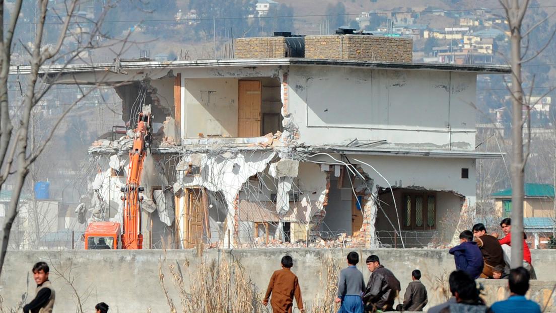 Un piloto revela más detalles del operativo que acabó con la vida de Bin Laden en 2011