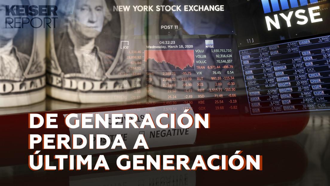 """""""El valor descontrolado del dólar es lo que está provocando toda esta deflación a nivel mundial"""""""