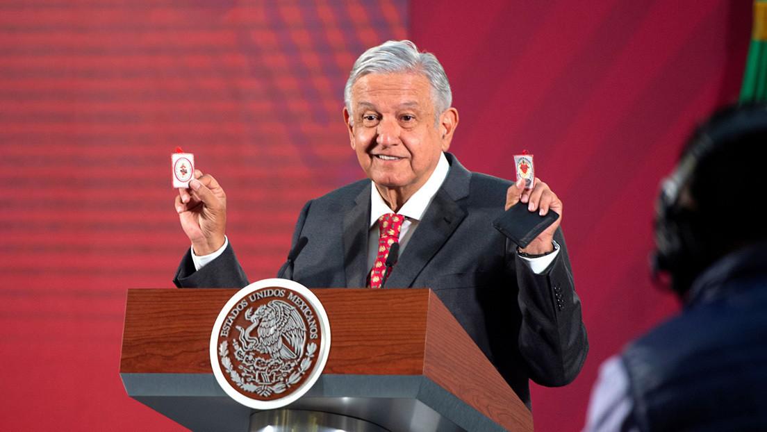 """De los amuletos de López Obrador a la denuncia de """"histeria"""" de Bolsonaro: el coronavirus según los presidentes latinoamericanos"""