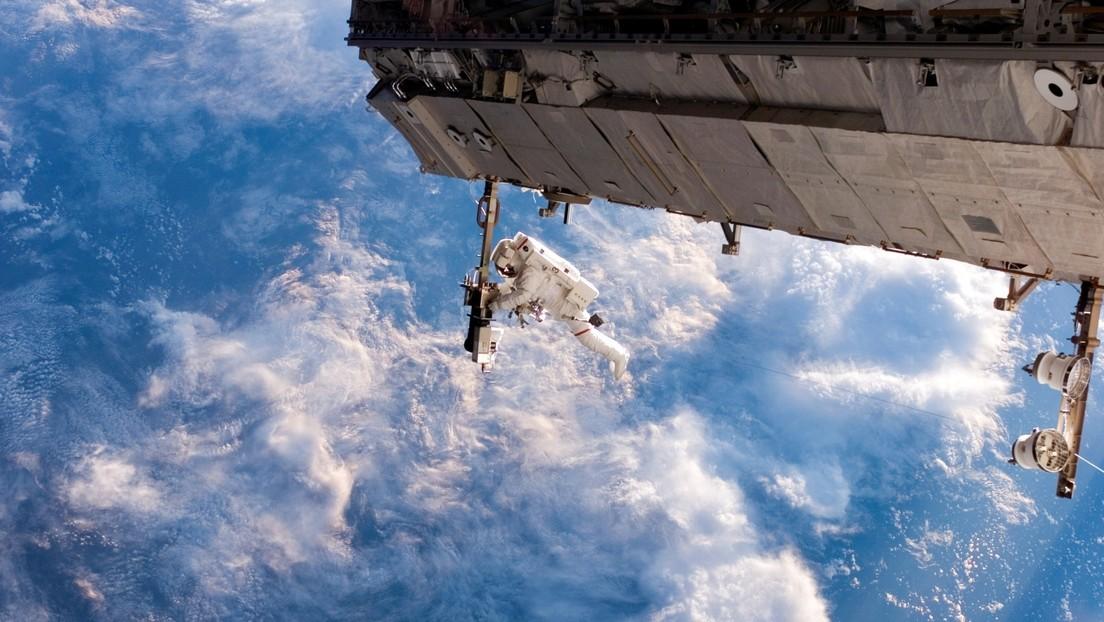 La Estación Espacial Internacional, el lugar más seguro durante la pandemia del coronavirus