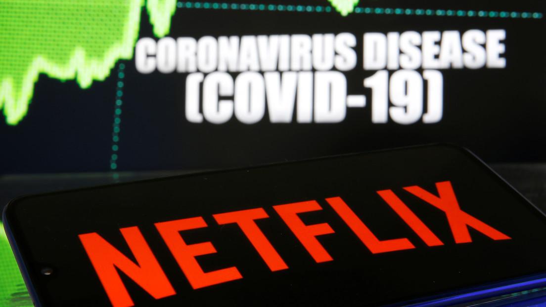 Ya es oficial: Netflix se verá peor durante la cuarentena en España