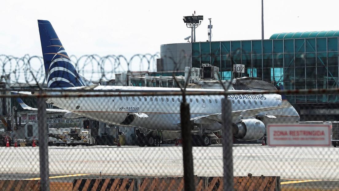 Panamá cancelará por 30 días todos los vuelos internacionales