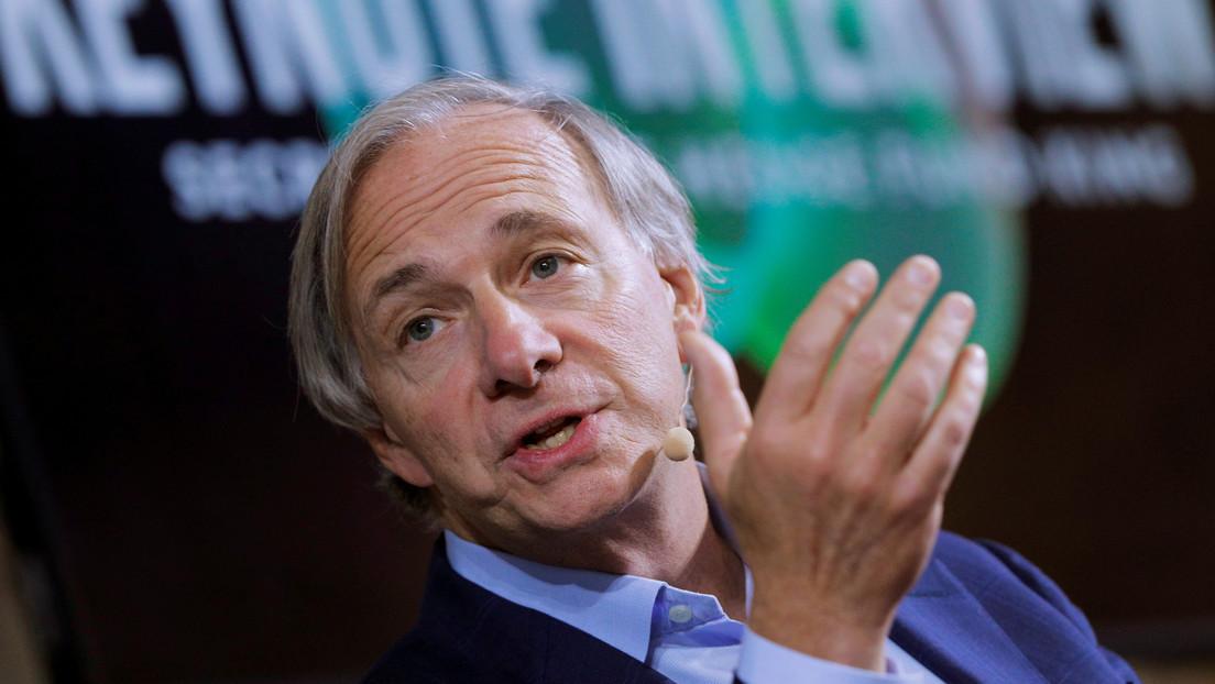 El inversionista Ray Dalio estima que las pérdidas corporativas mundiales por causa del coronavirus superarán los 12 billones de dólares