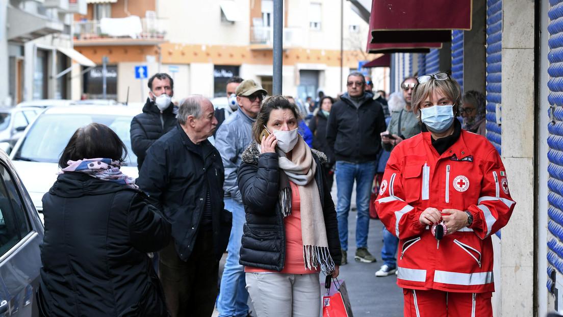 La característica común que compartían casi el 100 % de los fallecidos por coronavirus en Italia