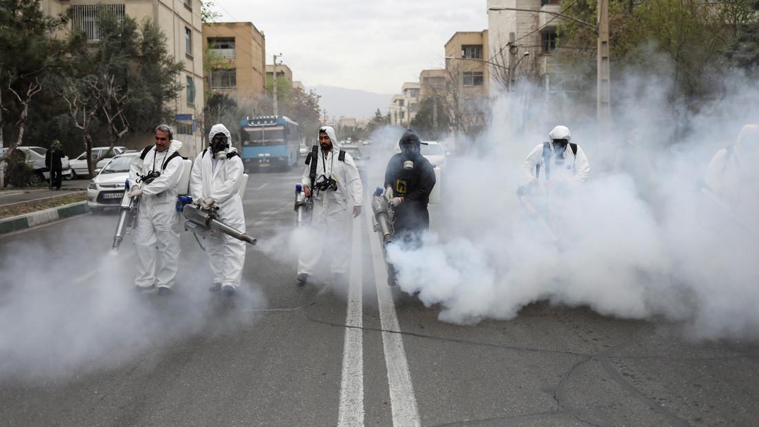 Irán supera los 1.400 fallecidos por coronavirus y los infectados ascienden a 19.644