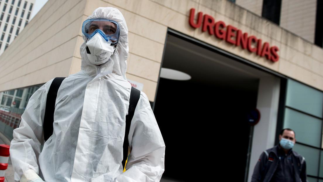 Médicos españoles establecen los criterios para priorizar pacientes en la UCI si se agrava la crisis del coronavirus