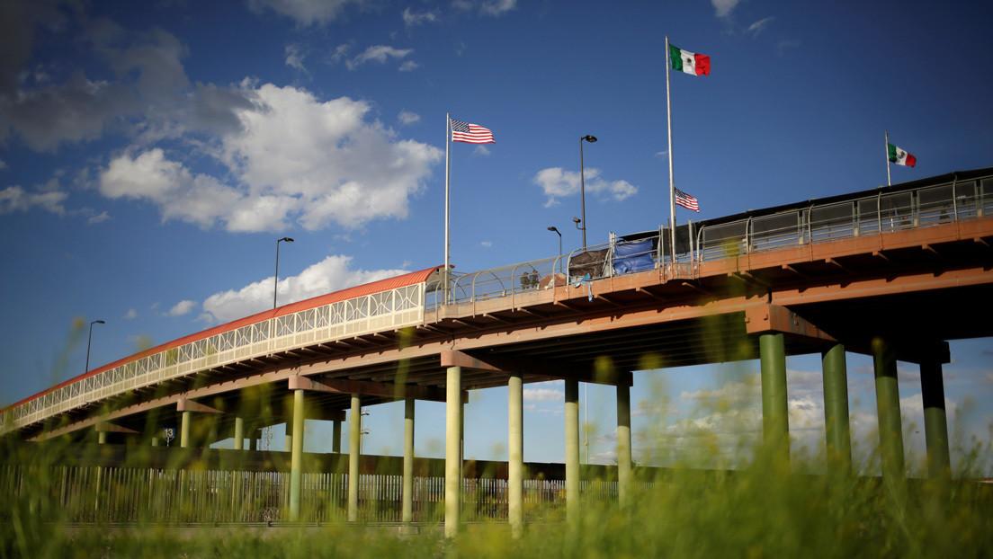 """México y EE.UU. acuerdan restringir """"viajes no esenciales"""" en la frontera común, pero mantienen actividad comercial"""