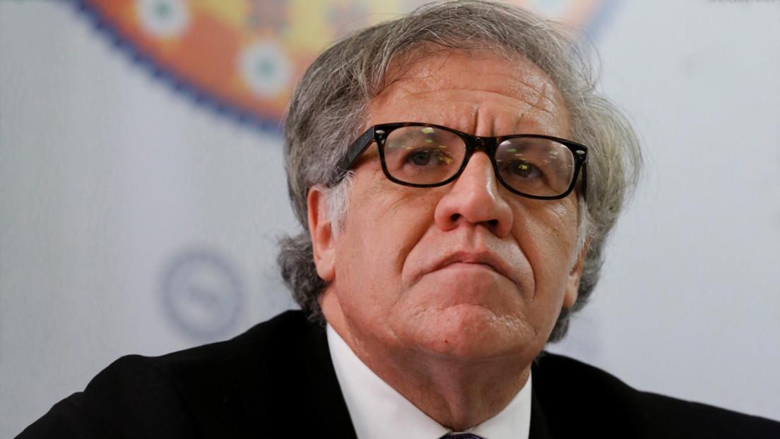 Luis Almagro es reelecto como secretario general de la OEA hasta 2025