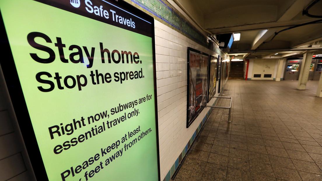 EE.UU.: Illinois sigue los pasos de California y  Nueva York, y opta por el confinamiento para frenar la propagación del coronavirus