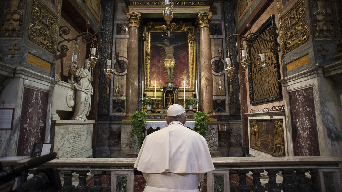 El Vaticano concede indulgencia a quienes se han visto afectados por el covid-19