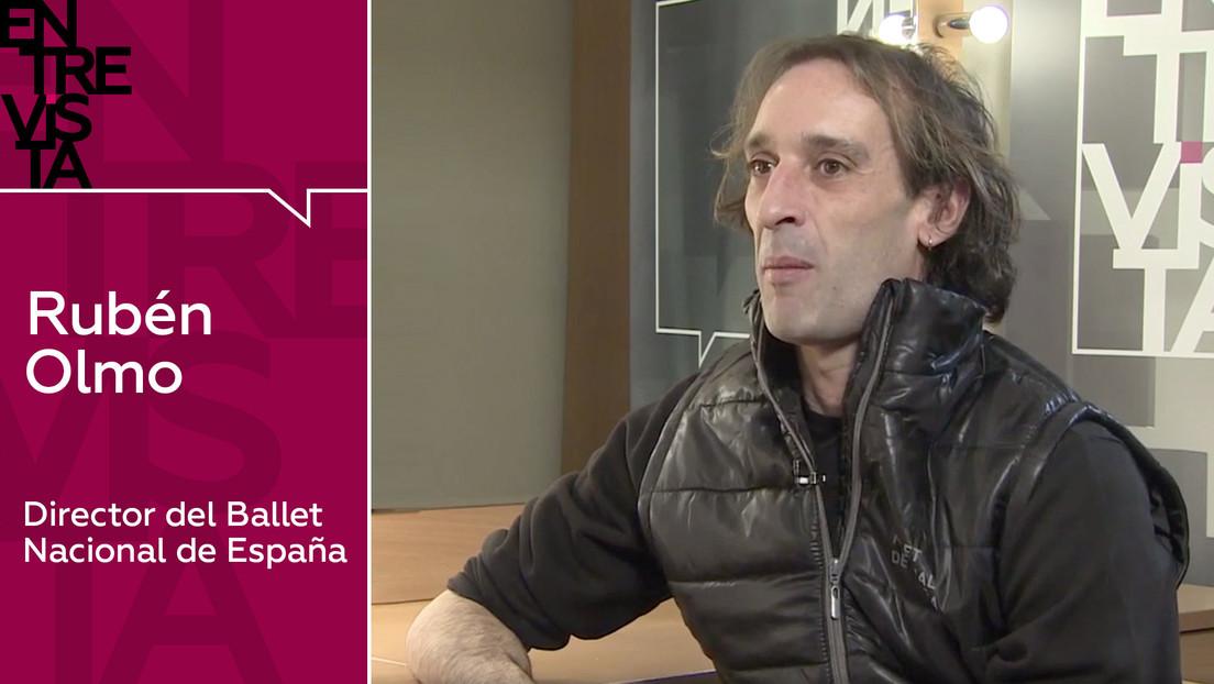 """Rubén Olmo, director del Ballet Nacional de España: """"En el flamenco hacemos de una tragedia una alegría"""""""