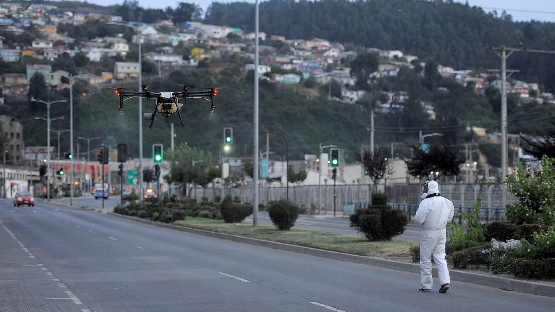 Chile reporta la primera víctima mortal por covid-19