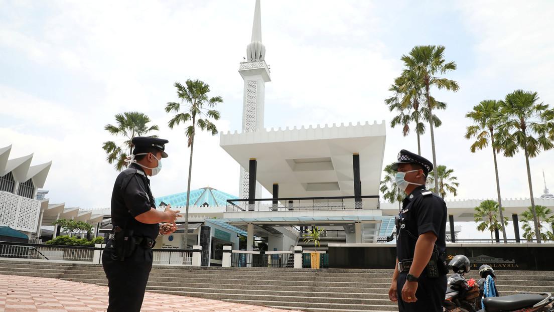 Malasia despliega el Ejército en las calles para ayudar a hacer frente al coronavirus