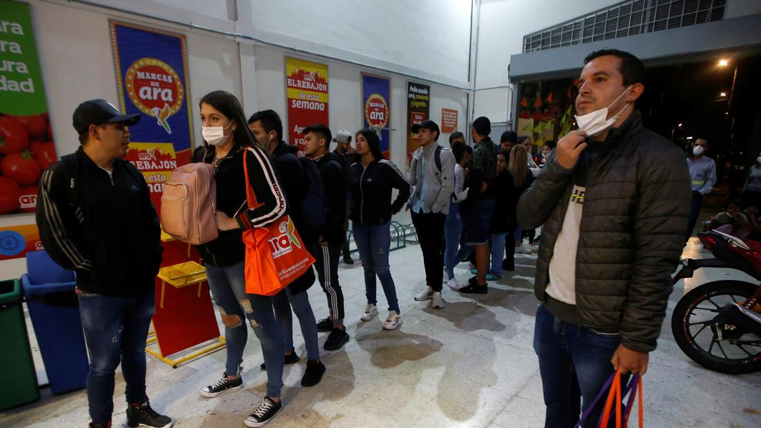Colombia confirma su primera muerte por el coronavirus
