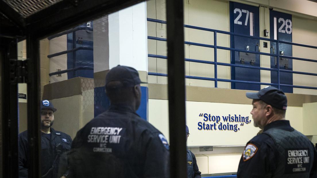 Cárceles de EE.UU. empiezan a liberar presos en medio de la pandemia del coronavirus