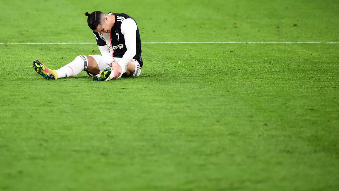 La Juventus podría reducir el salario de Cristiano Ronaldo en millones de euros por el coronavirus
