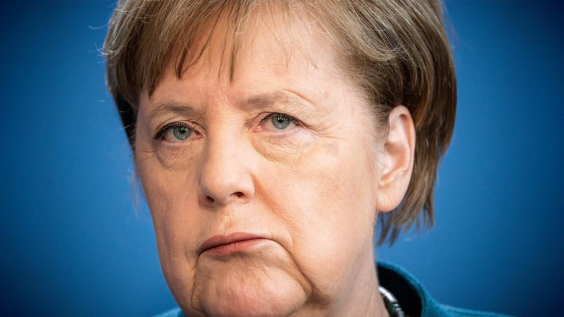Angela Merkel, en cuarentena después de reunirse con un médico infectado con coronavirus