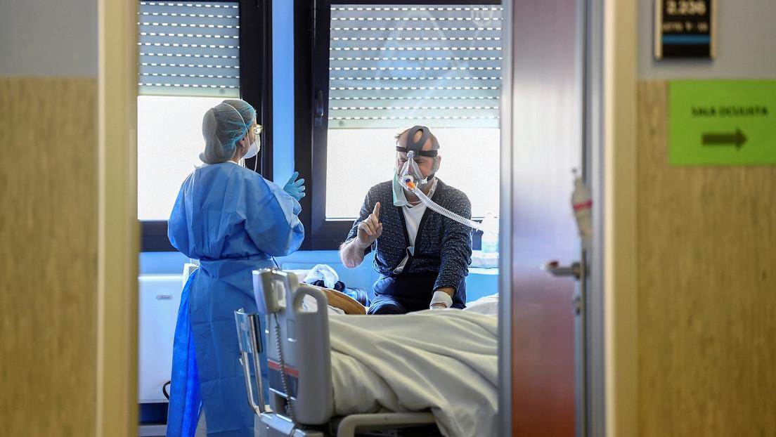 Médico israelí en Italia: Hay ordenes de limitar la ayuda para los mayores de 60 años