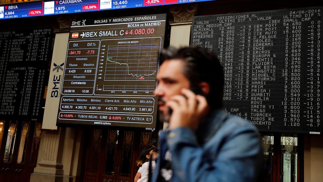Los mercados europeos caen mientras la pandemia de coronavirus castiga a la economía mundial