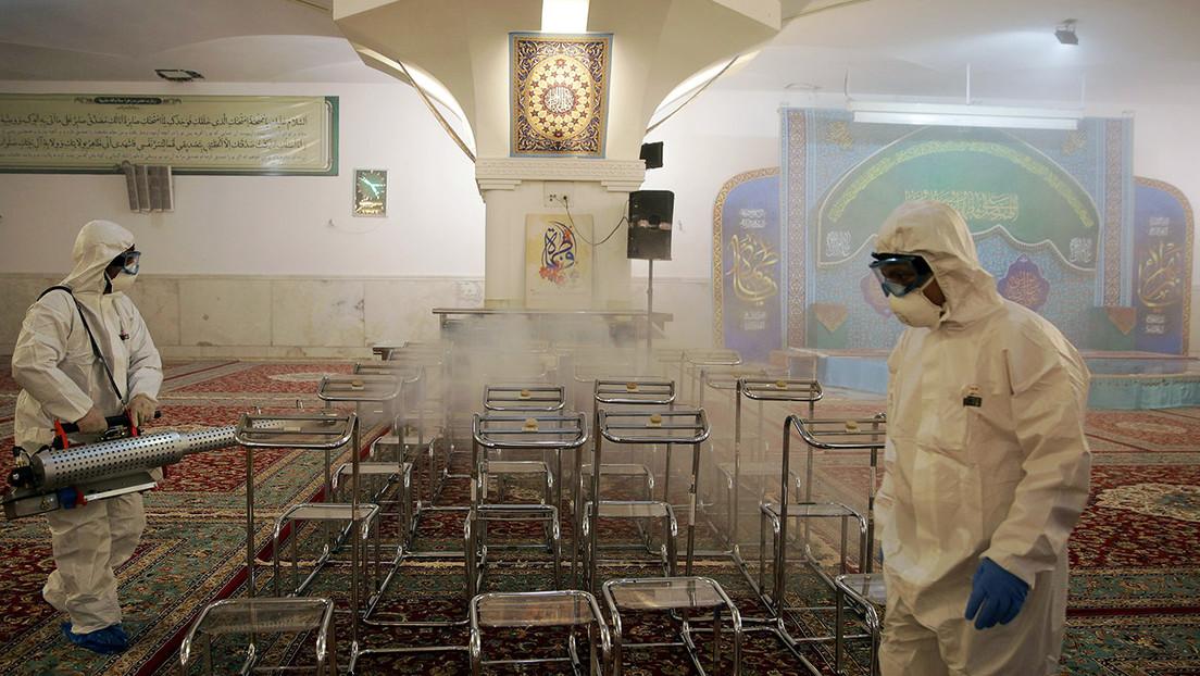 Aumentan a 23.049 los infectados y a 1.812 los muertos por coronavirus en Irán