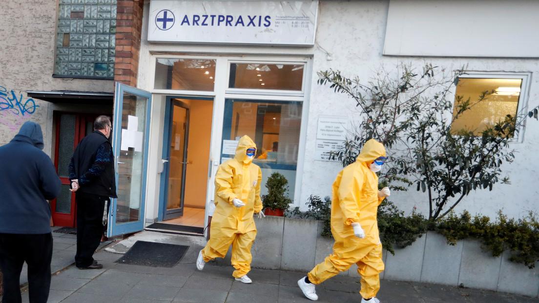 Alemania aprueba el mayor presupuesto suplementario desde la Segunda Guerra Mundial para combatir el coronavirus