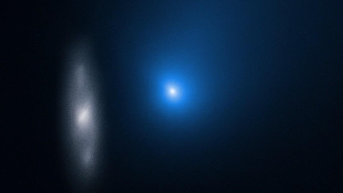 El cometa interestelar Borisov podría estar descomponiéndose por acercarse demasiado al Sol