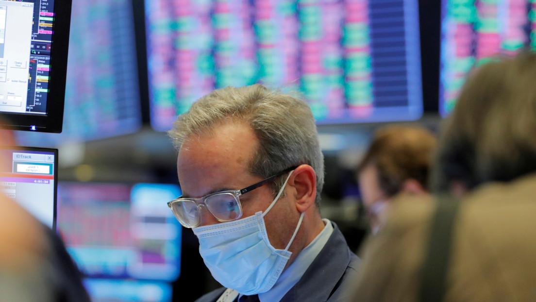 Wall Street se desploma en medio de la pandemia de coronavirus, a pesar de las medidas anunciadas por la Fed