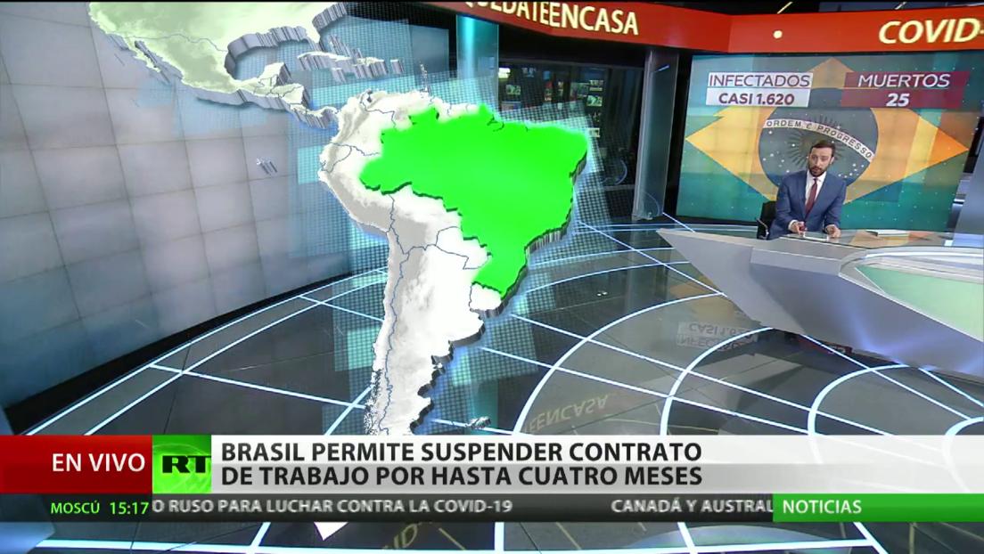 Lo último de las medidas contra el coronavirus en América Latina