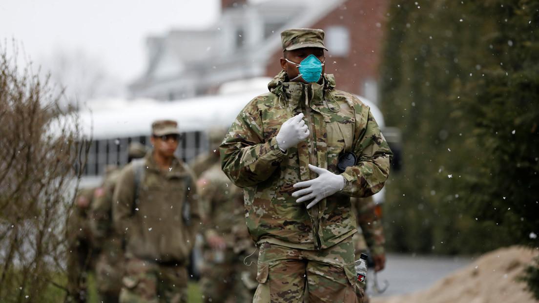 El Pentágono reconoce que el covid-19 afecta a la preparación de los militares de EE.UU.