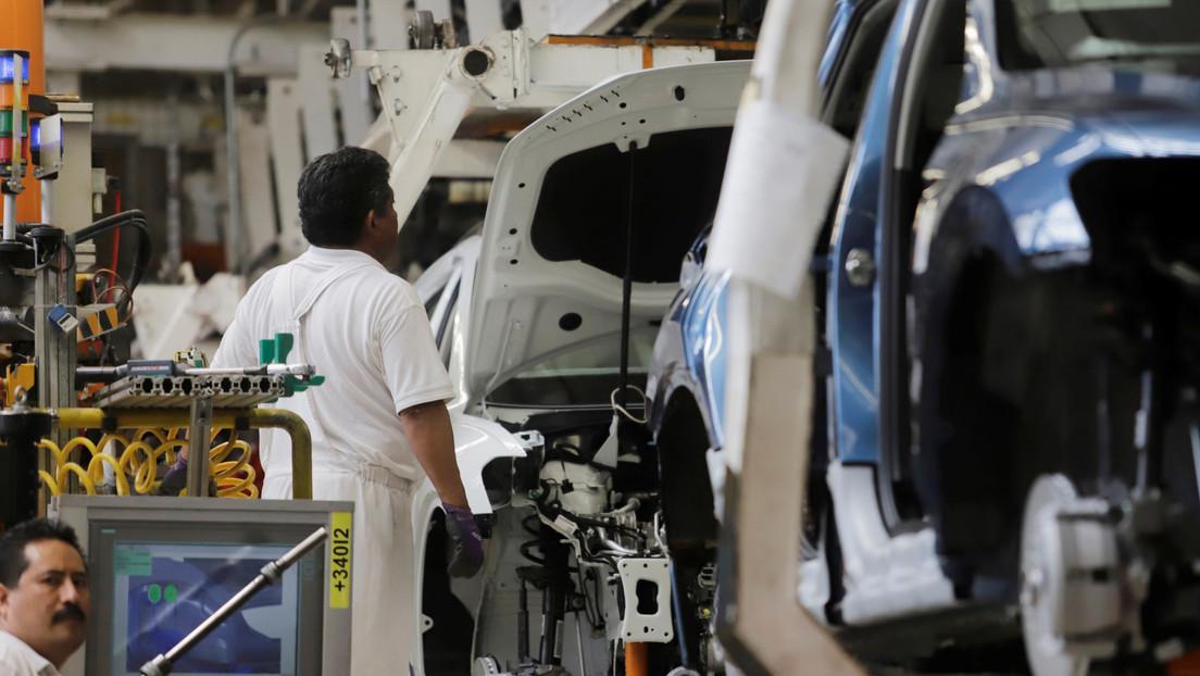 Frenan las operaciones de 10 de las 12 plantas automotrices en México por la crisis de coronavirus