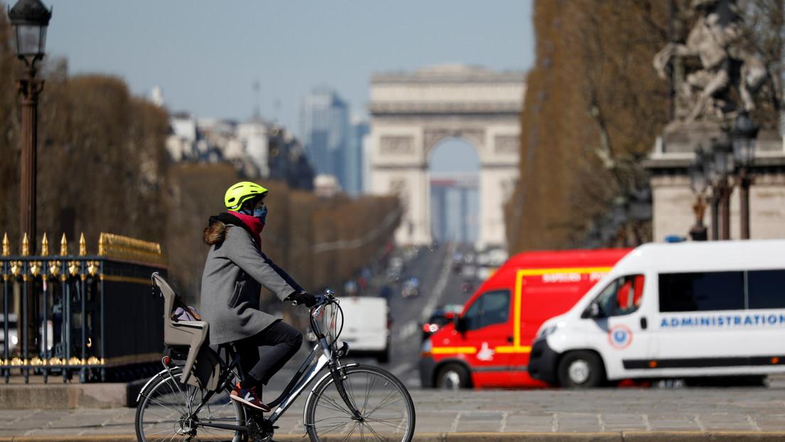 Francia aplica nuevas restricciones sobre las actividades al aire libre para contener los contagios de coronavirus