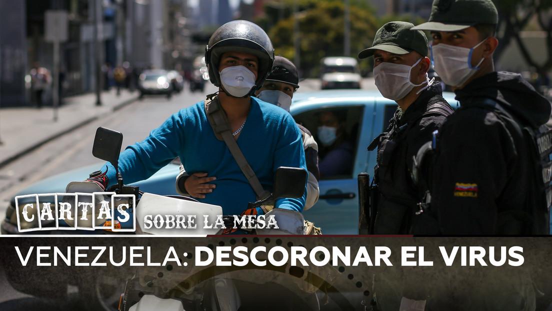 Venezuela: descoronar el virus