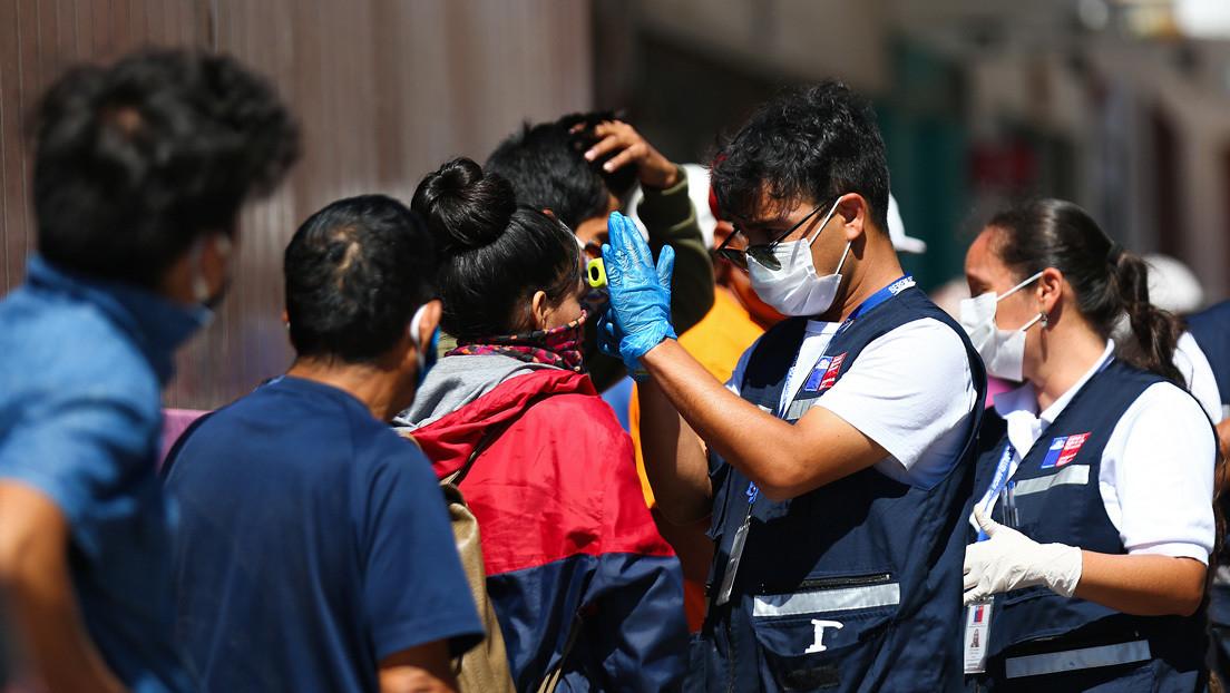 Chile confirma 176 nuevos casos de coronavirus y la cifra total se eleva a 922