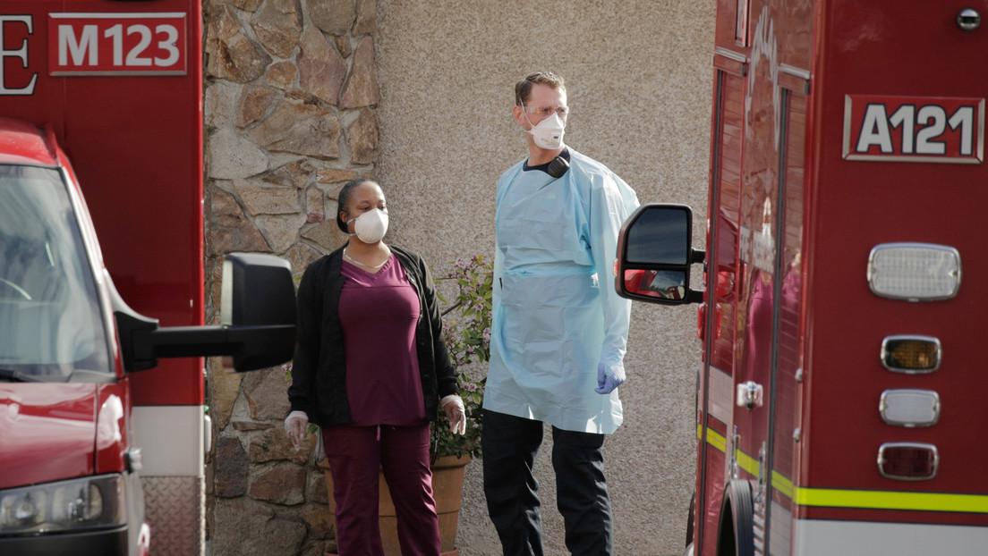 Un hombre muere en EE.UU. tras automedicarse para no contagiarse con el coronavirus