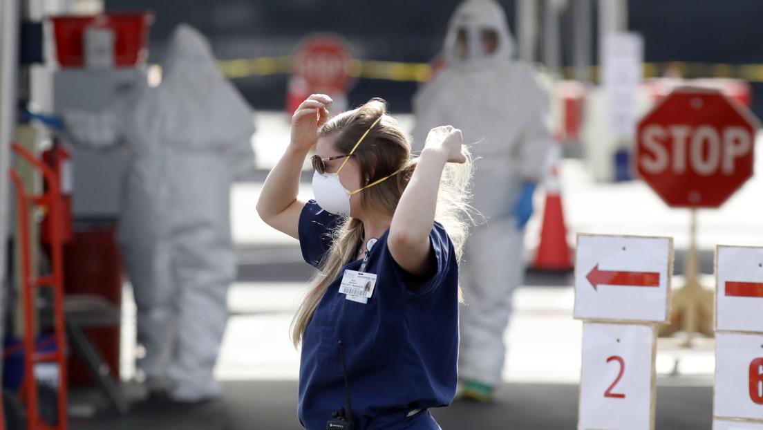 """La ONU pide al G20 evitar """"una pandemia de proporciones apocalípticas"""" y garantizar igualdad de recursos en todos los países para combatir al covid-19"""