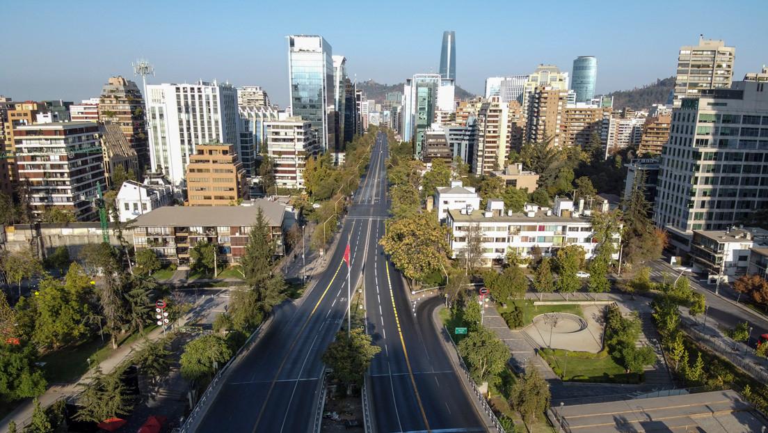 Chile promulga una nueva ley que regula el teletrabajo en medio de la pandemia