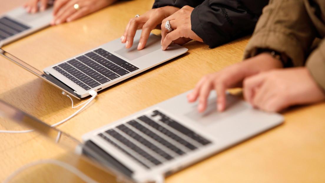 Testan uno de los nuevos MacBook Air 2020 y resulta más lento que el iPad Pro de 2018