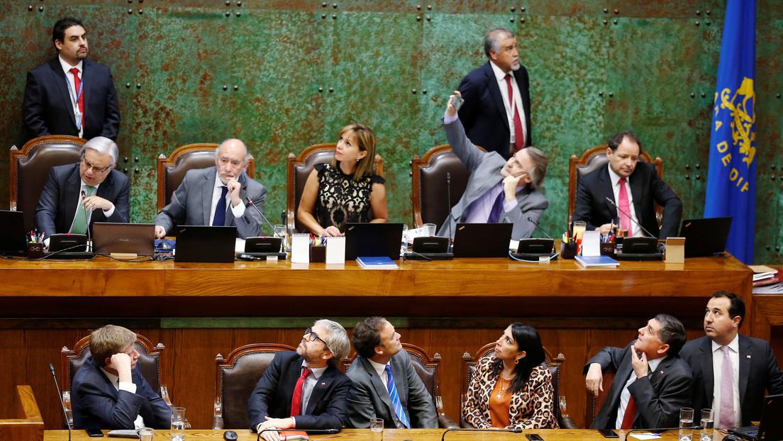 Diputados de Chile aprueban la ley que aplaza el plebiscito constitucional para el 25 de octubre