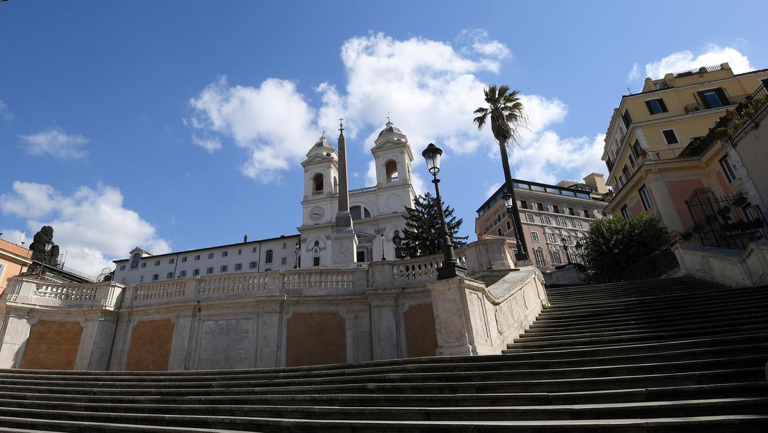 Italia aumenta hasta más de 3.000 dólares las multas por violar la cuarentena
