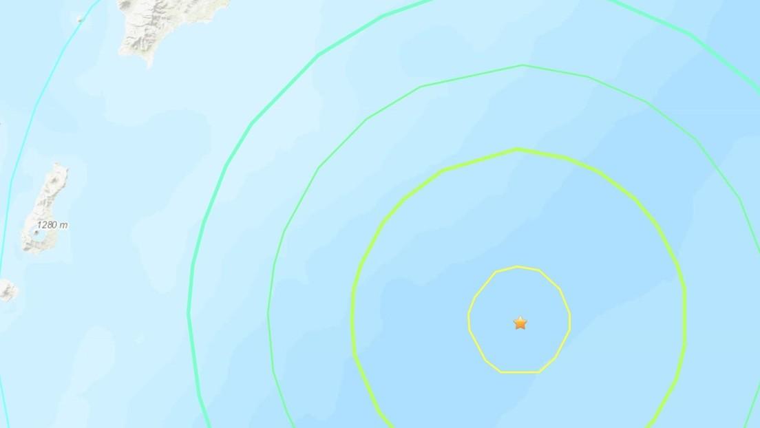 Persiste la amenaza de tsunami en las islas Kuriles de Rusia tras la oleada causada por un sismo de magnitud 7,5
