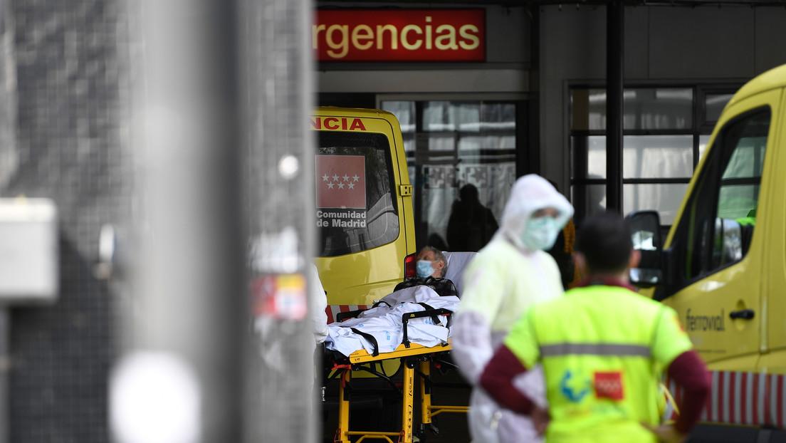España pide ayuda a la OTAN para hacer frente a la epidemia de coronavirus