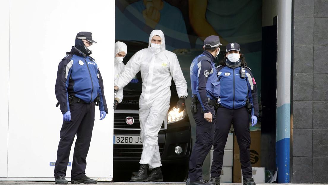 738 muertos y casi 8.000 infectados en 24 horas: España supera a China en fallecidos por coronavirus