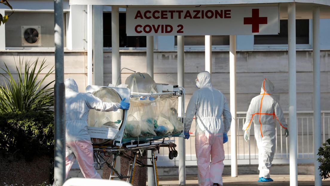 Líderes de 9 países de la UE piden un instrumento de deuda común para responder ante el coronavirus