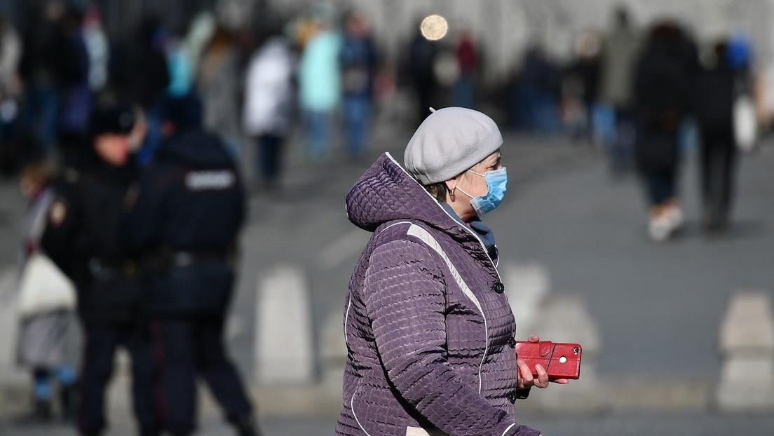 Putin declara la próxima semana como no laboral sin pérdida del salario para evitar la propagación del coronavirus