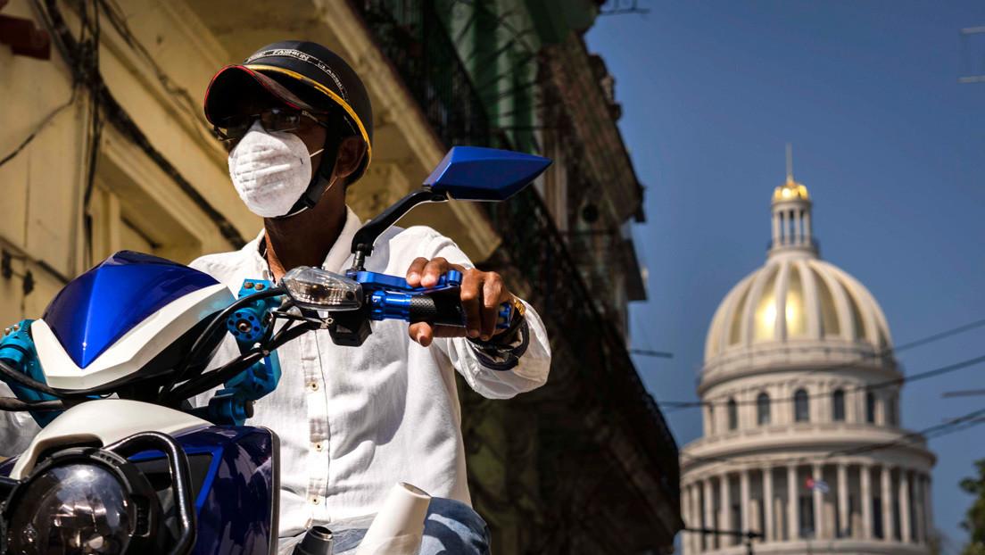 Cuba confirma nueve casos nuevos de coronavirus y la cifra total de infectados se eleva a 57