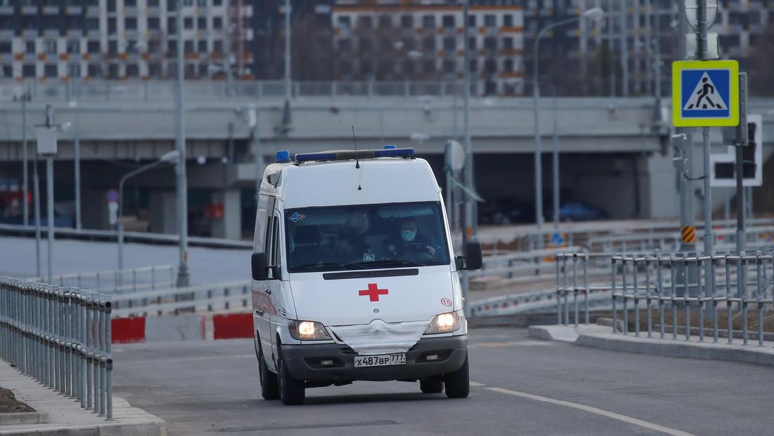 Dos pacientes de edad avanzada que dieron positivo al coronavirus mueren en Moscú