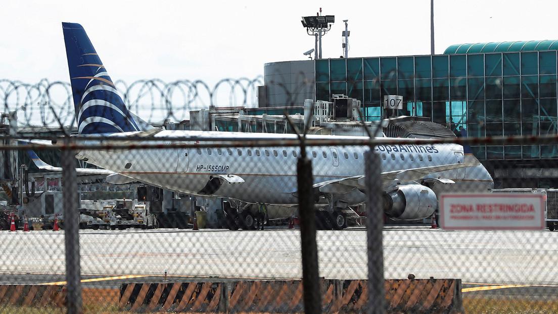 Autoridad Aeronáutica de Panamá suspende los vuelos locales frente a la crisis del coronavirus