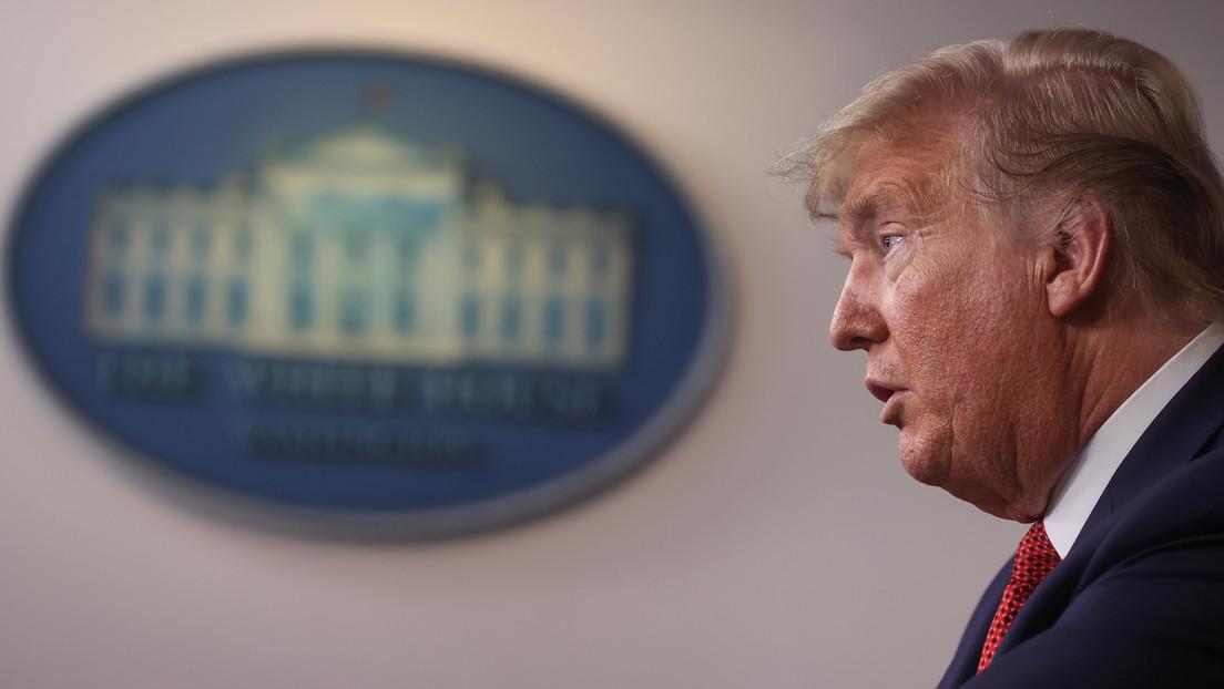 Trump asegura que solicitará al Congreso financiamiento adicional si es necesario para afrontar el impacto del coronavirus