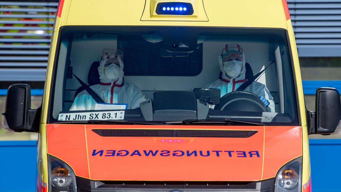 Alemania registra más de 36.500 contagios y 198 muertes por coronavirus